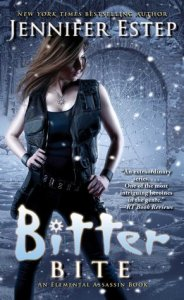 Review: Bitter Bite by Jennifer Estep