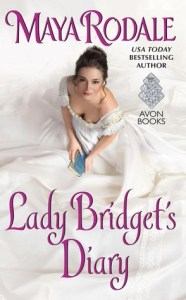 DNF Review: Lady Bridget's Diary by Maya Rodale