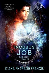 Review: The Incubus Job by Diana Pharaoh Francis