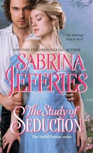 Review: The Study of Seduction by Sabrina Jeffries