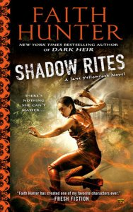 Review: Shadow Rites by Faith Hunter