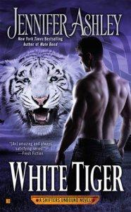 Review: White Tiger by Jennifer Ashley