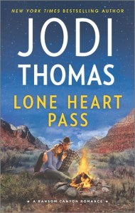 Review: Lone Heart Pass by Jodi Thomas