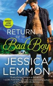 Review: Return of the Bad Boy by Jessica Lemmon