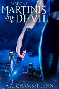 Review: Martinis with the Devil by A.A. Chamberlynn