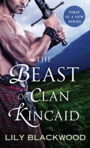 Review: The Beast of Clan Kincaid by Lily Blackwood