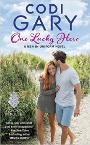 Review: One Lucky Hero by Codi Gary
