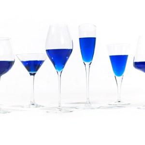 Gïk Live! Blue wine