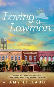 Review: Loving a Lawman by Amy Lillard