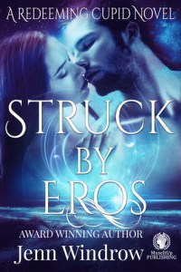 Review: Struck by Eros by Jenn Windrow