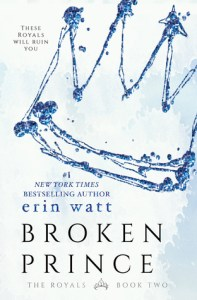 Review: Broken Prince by Erin Watt