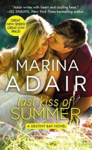 Review: Last Kiss of Summer by Marina Adair