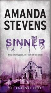 Review: The Sinner by Amanda Stevens