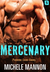 Review: Mercenary by Michele Mannon