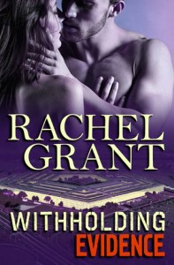 Audiobook Review: Withholding Evidence by Rachel Grant