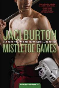 Review: Mistletoe Games by Jaci Burton