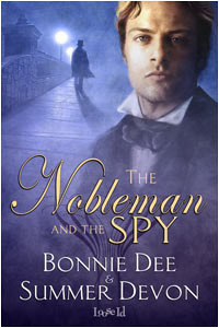 Audio Book Review: The Nobleman and the Spy by Bonnie Dee and Summer Devon