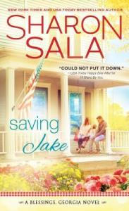 Review: Saving Jake by Sharon Sala