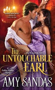 Review: The Untouchable Earl by Amy Sandas