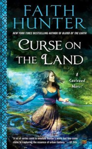 Review: Curse On the Land by Faith Hunter