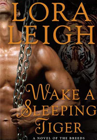 Review: Wake a Sleeping Tiger by Lora Leigh