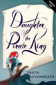 Review: The Pirate King's Daughter by Tricia Levenseller