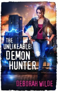 Review: The Unlikeable Demon Hunter by Deborah Wilde