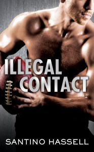 Cover Reveal: Illegal Contact by Santino Hassell