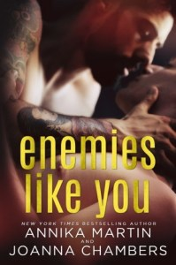 Review: Enemies Like You by Annika Martin and Joanna Chambers