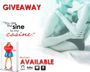 Feature and Giveaway: Dating-ish by Penny Reid