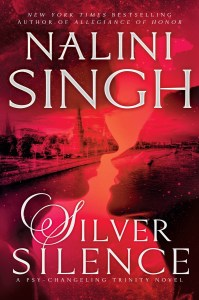 Excerpt: Silver Silence by Nalini Singh