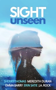 Review: Sight Unseen – A Collection of Five Anonymous Novellas