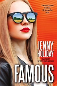Review: Famous by Jenny Holiday