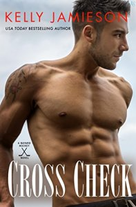 Review: Cross Check by Kelly Jamieson