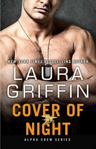 Review: Cover of Night by Laura Griffin