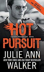 Giveaway: Hot Pursuit by Julie Ann Walker