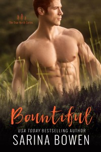 Cover Reveal: Sarina Bowen's Bountiful