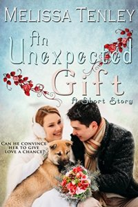Review: An Unexpected Gift by Melissa Tenley