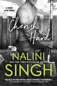 Cover Reveal: Cherish Hard by Nalini Singh!
