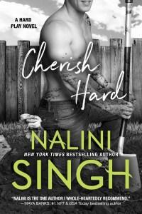 Cover Reveal: Cherish Hard by Nalini Singh!