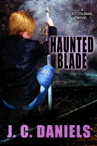 Review: Haunted Blade by J.C. Daniels