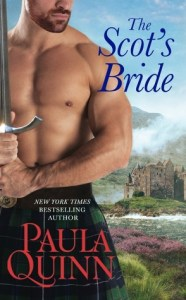 Review: The Scot's Bride by Paula Quinn