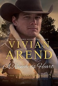 Review: A Rancher's Heart by Vivian Arend