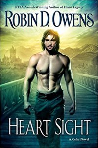 Review: Heart Sight by Robin D. Owens