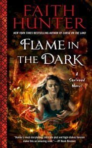 Review: Flame in the Dark by Faith Hunter