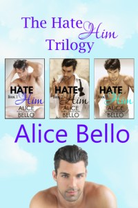 Review: The Hate Him Trilogy by Alice Bello