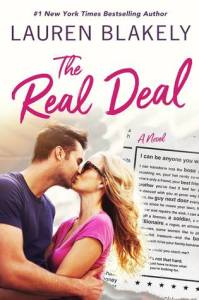 Review: The Real Deal by Lauren Blakely
