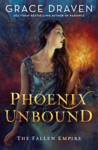 Spotlight: Phoenix Unbound by Grace Draven and Giveaway!