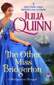 Review: The Other Miss Bridgerton by Julia Quinn