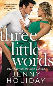 Review: Three Little Kisses by Jenny Holiday